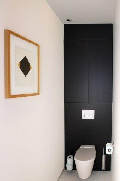 17 meilleures images propos de am nagement wc sur pinterest pi ces de monnaie toilettes et for Amenagement de toilettes
