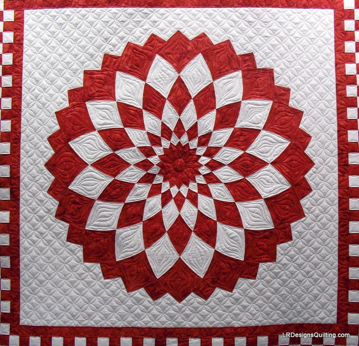285 best RED AND WHITE QUILTS images on Pinterest | Quilt block ... : red and white quilt - Adamdwight.com