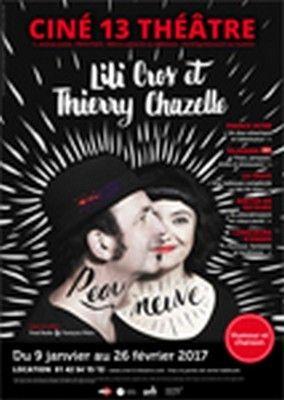 PEAU NEUVE par Lili CROS et Thierry CHAZELLE