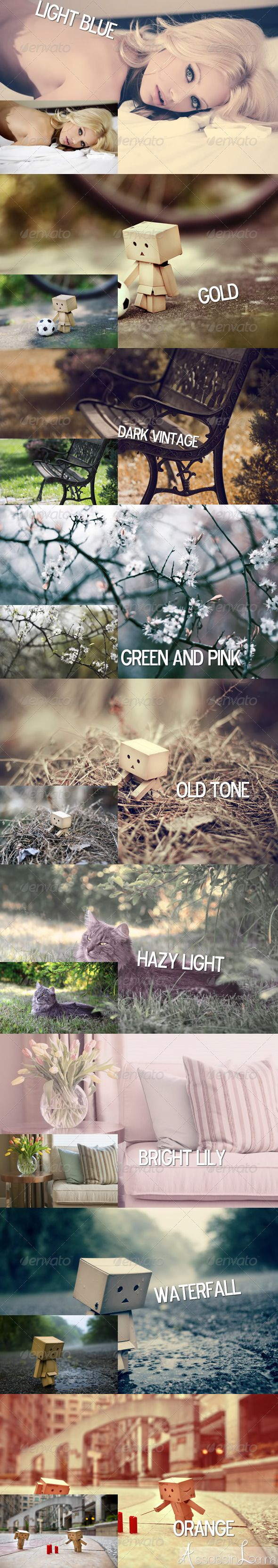 Photo Enhancer - PS effects - GraphicRiver Item for Sale