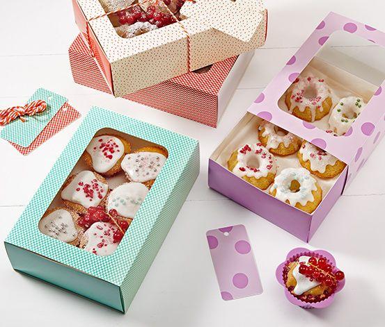 7,95 € Backen und schön verpacken So werden selbstgebackene Kekse zum individuellen Geschenk!