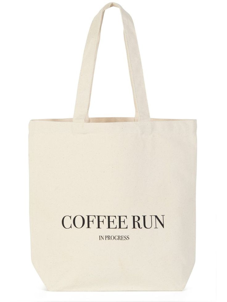 Novem & Knight 'coffee run' shopper