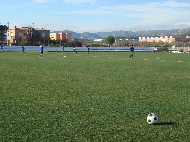 Football pitch Bovalar