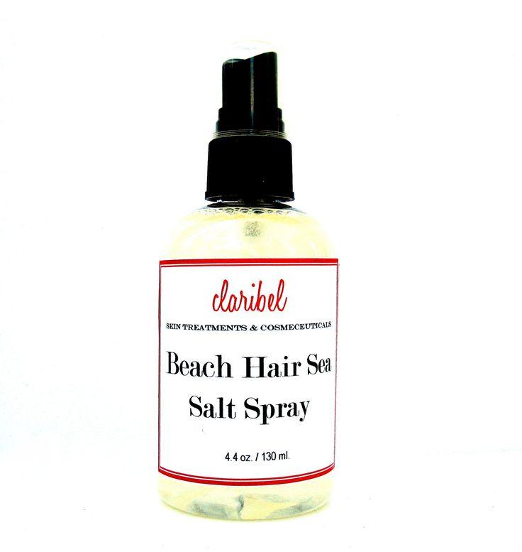 Sea Salt Hair Spray with Coconut and Vitamins