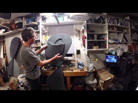 Build a 4 Legged Stilt Walker Costume Part 3- Best Costume Ever!