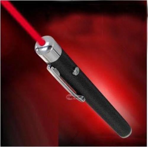 Alta Calidad Láser de 650nm 5 mw Red Laser Pointer Pen PowerfulHigh Potencia Venta Caliente
