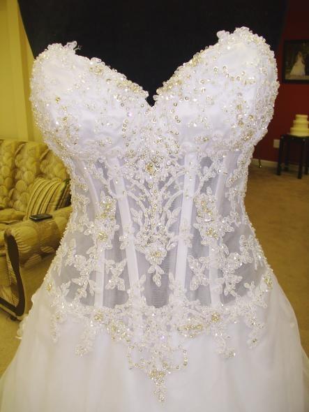 Best 25 corset wedding dresses ideas on pinterest 2015 for Wedding dress with corset top