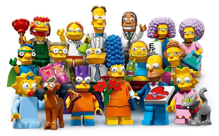 Smithers and Groundskeeper Willie star as new Lego 'Simpsons' minifigures - CNET
