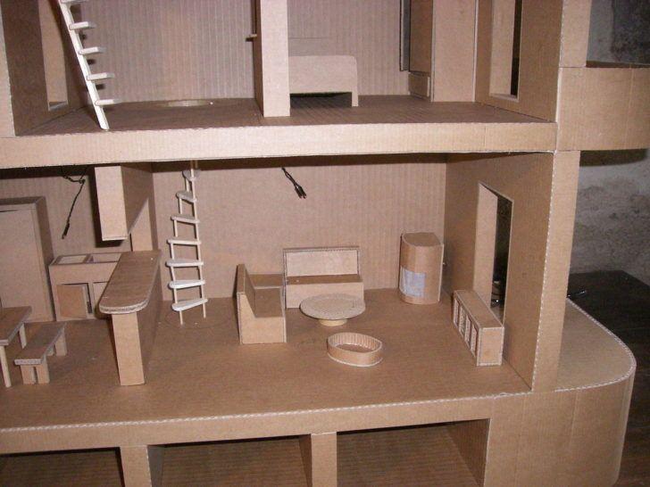 Interior Design Maison Du Meuble Maison Poupee Meubles En Carton