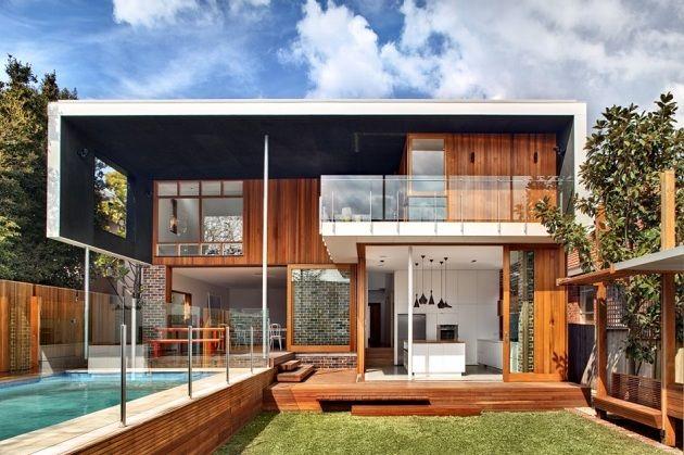 Beautiful Australian Bachelor Pad by CplusC Architecture