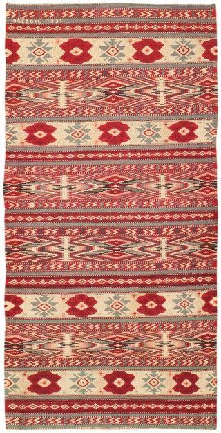 Antique Bessarabian Kilim 46903 Nazmiyal - By Nazmiyal