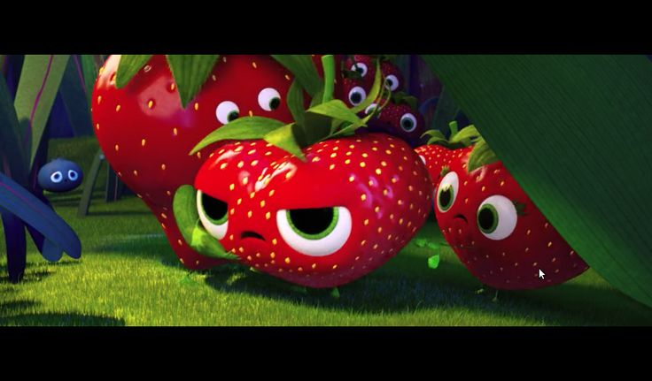Powerpuff Girls Wallpaper Cute Cloudy With A Chance Of Meatballs 2 Angry Berry Cartoon