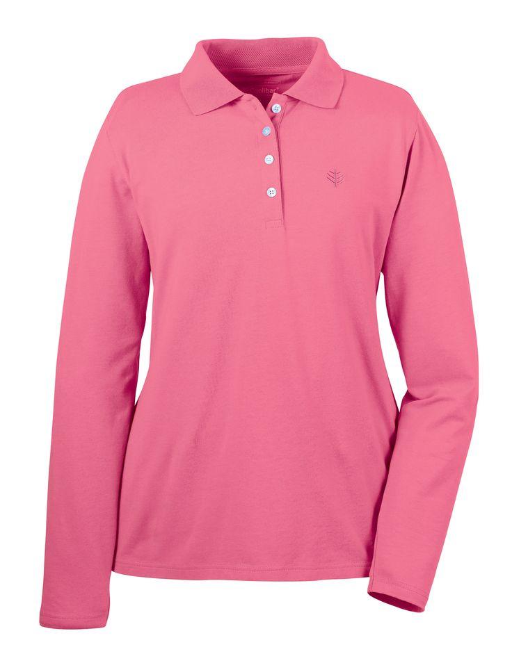 27 best golf gear images on pinterest golf apparel golf for Sun protection golf shirts