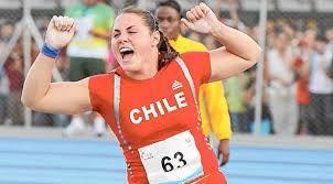 Resultado de imagen para deportistas olimpicos chilenos