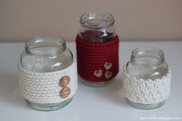 Mrs. Cuddles: Tealight holders