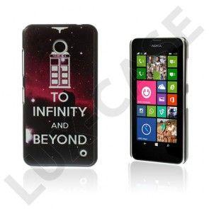 Persson Nokia Lumia 630 Suojakuori – To Infinity And Beyond