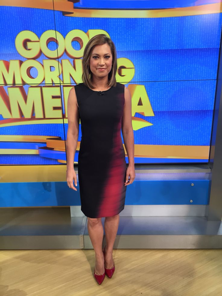 Ginger Renee Colonomos, known by her nickname Ginger Zee, is the current  weather anchor for Good Morning America and ABC World News Tonight on ABC  and ...
