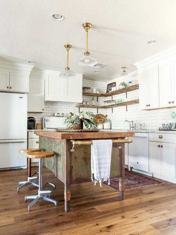 Kuchenna wyspa inna niż wszystkie - Wnętrza - Aranżacja i wystrój wnętrz - Dom z pomysłem