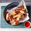 Try the Namu Gaji Korean Fried Chicken Recipe on williams-sonoma.com/