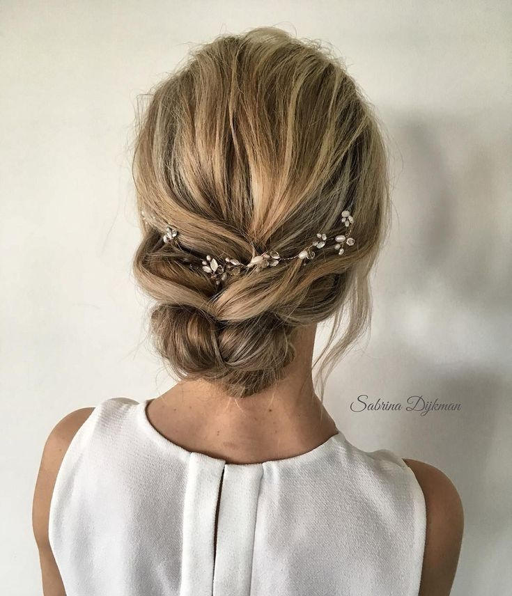 Beautiful Wedding Hairstyle For Long Hair Perfect For Any: Best 25+ Medium Wedding Hairstyles Ideas On Pinterest