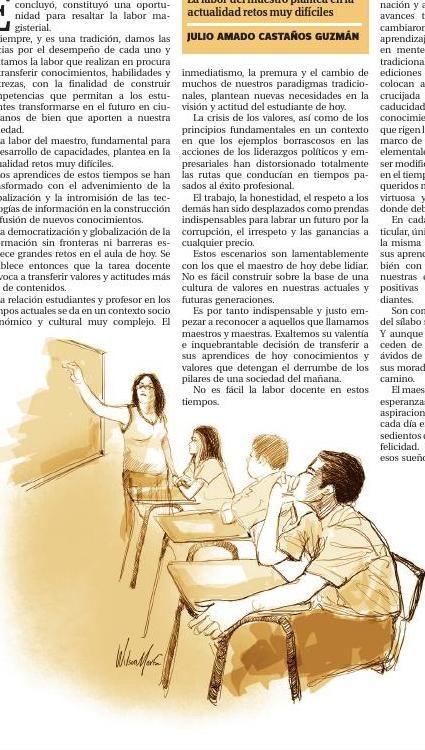 #ClippedOnIssuu from Periodico hoy 11 de julio, 2014
