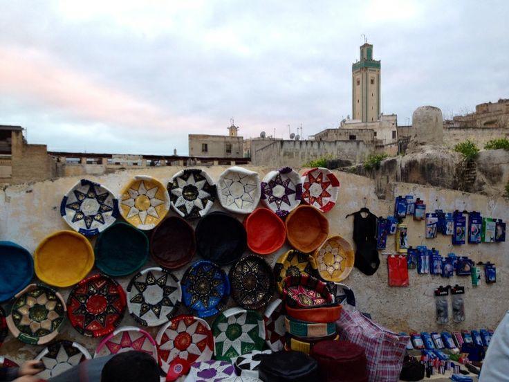 Medina Fez, brug
