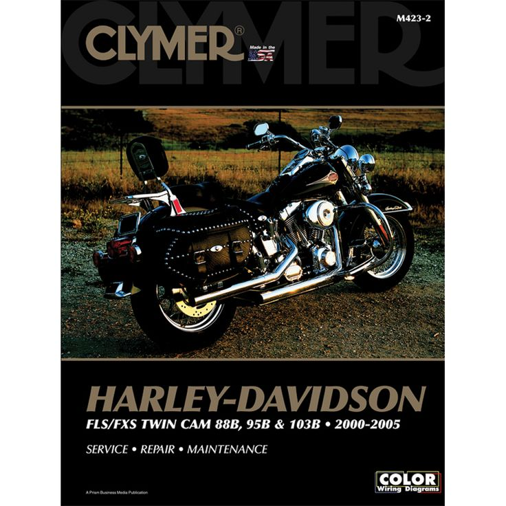 Harley Twin Cam manual on