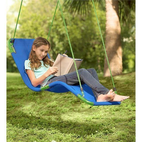 Hanging-Chaise-Lounge-Chair-Tree-Camping-Flying-Deck-Backyard-Air-Outdoor-Indoor