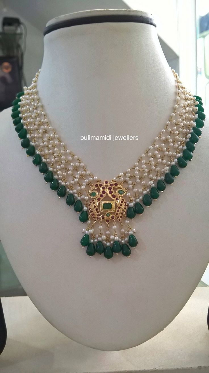 163 best Pearls/other colour beads jewellery images on Pinterest ...