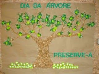Veja mais atividades para o Dia da Árvore     Clique aqui