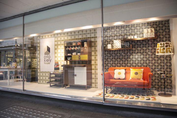 Orla Kiely House in John Lewis stores by Start JudgeGill, UK » Retail Design Blog