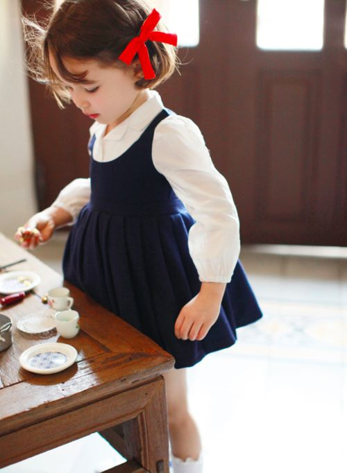 http://www.bestonlinetoystores.com/category/baby-jumper/ Amber Melia School-look Dress