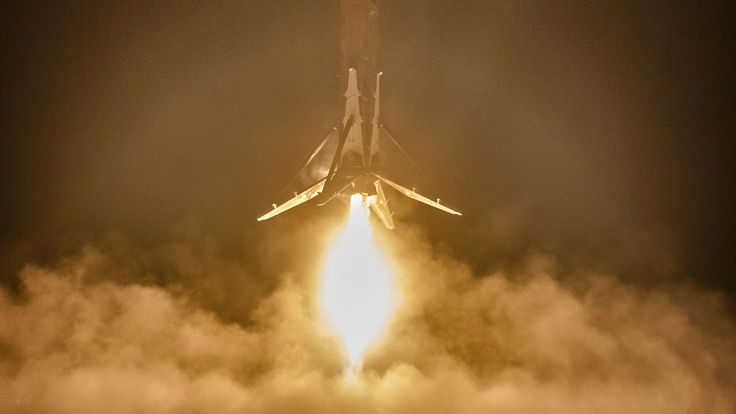 SpaceX hit a major milestone last night when it stuck the landing of its Falcon 9 rocket. As usual, SpaceX documented the entire event for the public, broadcasting live video and publishing photos...
