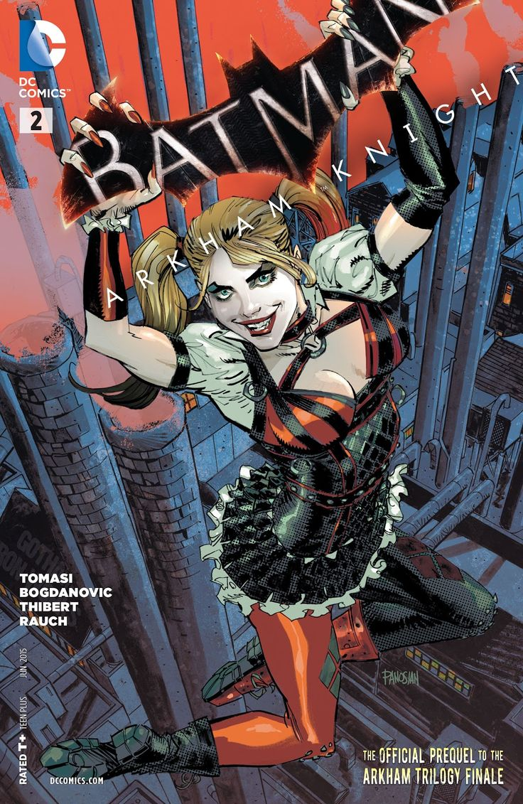 Batman: Arkham Knight [II] Issue #2 - Read Batman: Arkham Knight [II] Issue #2 comic online in high quality