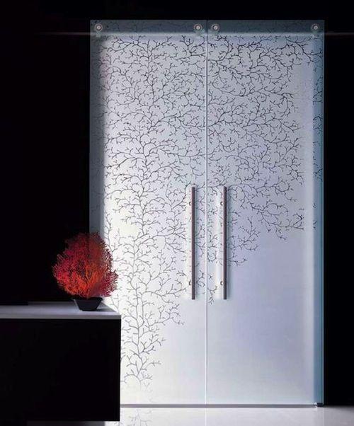 Glass Door by Casali