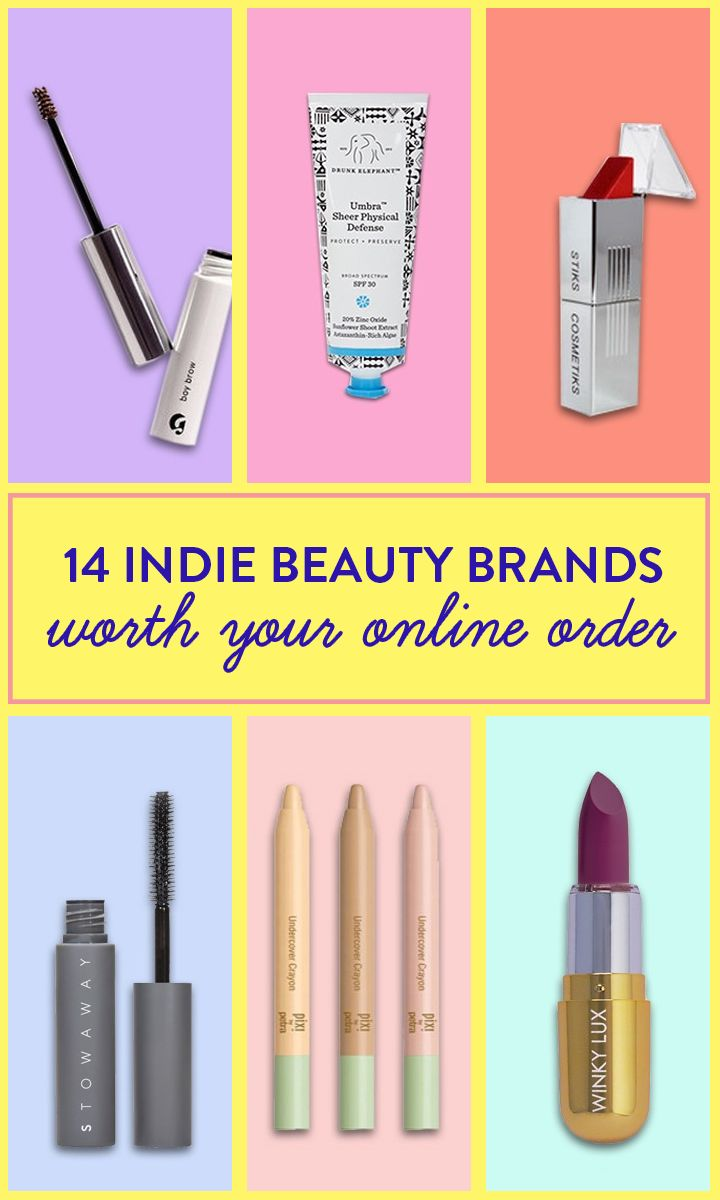 You may not know these brands and beauty products yet, but they should definitely be on your shopping list