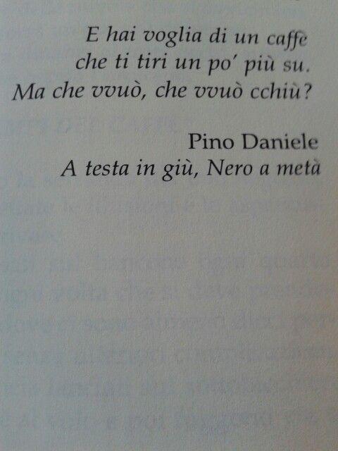 Love at time of coffe, Naples, Napoli, Pino Daniele, Music, blues
