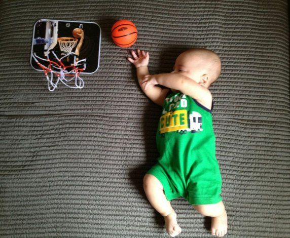 ¡11 Fotos creativas para tomar a tu bebé! | Blog de BabyCenter @Norma Mora