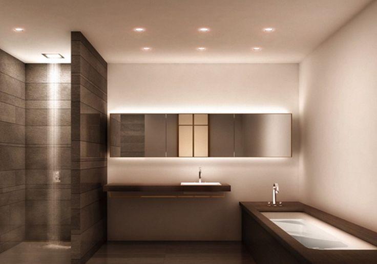 Modern Bathroom Design Thehomestyleco Minimalist Contemporary Bathroom Design Gallery