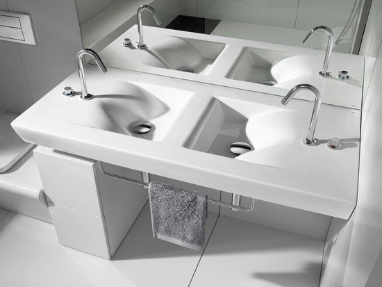 Wash basins | Wash basins | Barcelona | ROCA | Carlos Ferrater. Check it out on Architonic
