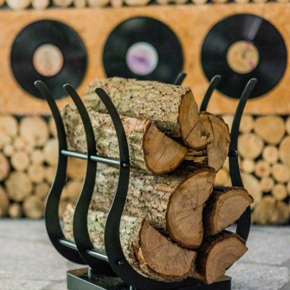 Ferrus- mobilne stojaki i wózki na drewno kominkowe | Ferrus Solano