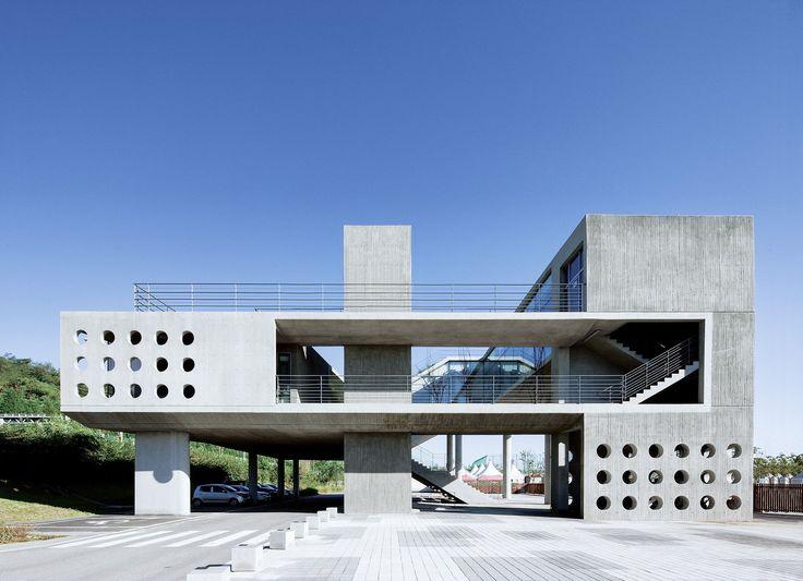 IDMM architects   Hangang Guardians A