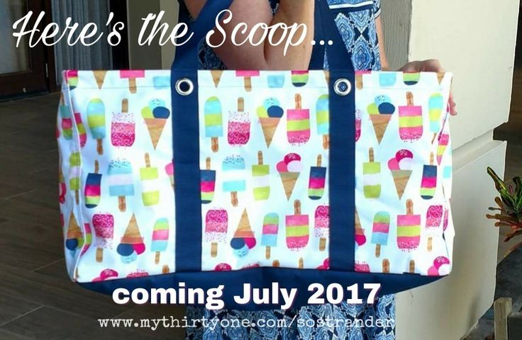 July!!! SO cute!! www.mythirtyone.com/sostrander