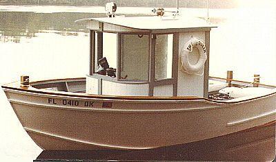 15 6 Sherwood Queen - mini tug boat-www.boatdesigns.com ...