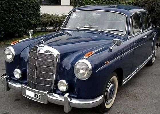 Voiture De Mercedes