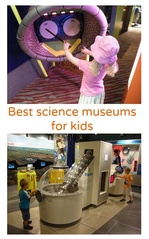 The UK's best science museums for kids