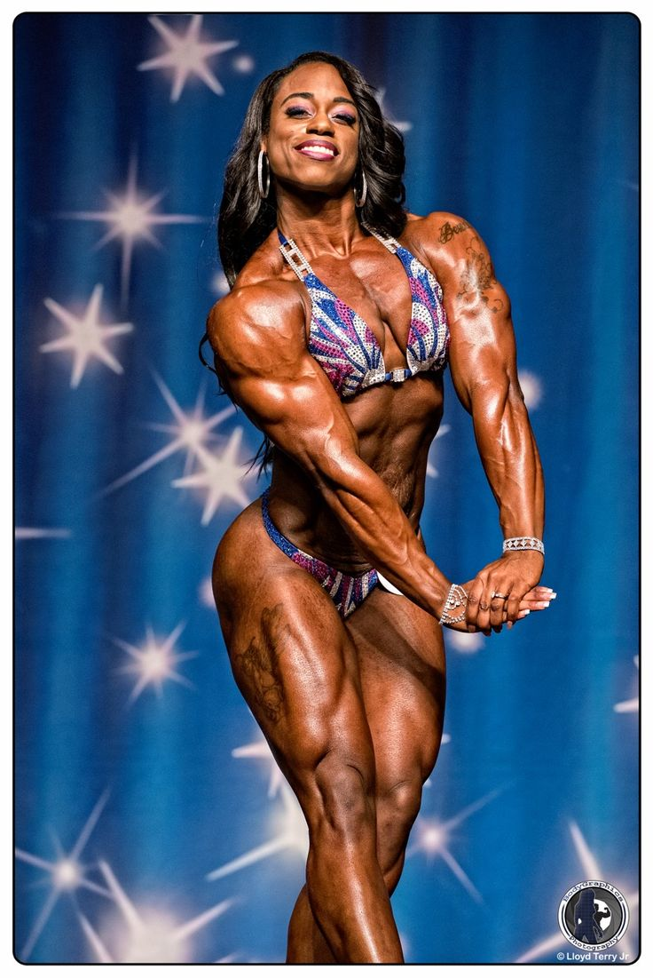 how to become a female fitness competitor