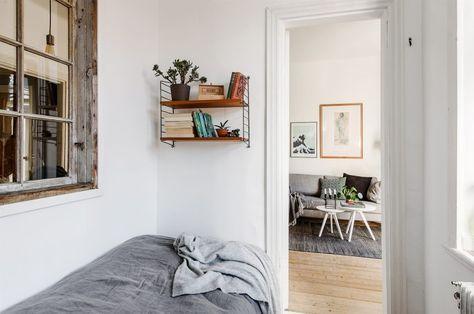 소형아파트 실평수는 15평! 작은 아파트인테리어의 공간활용이 인상적인 싱글녀의 예쁜집이예요. 채광이 좋...