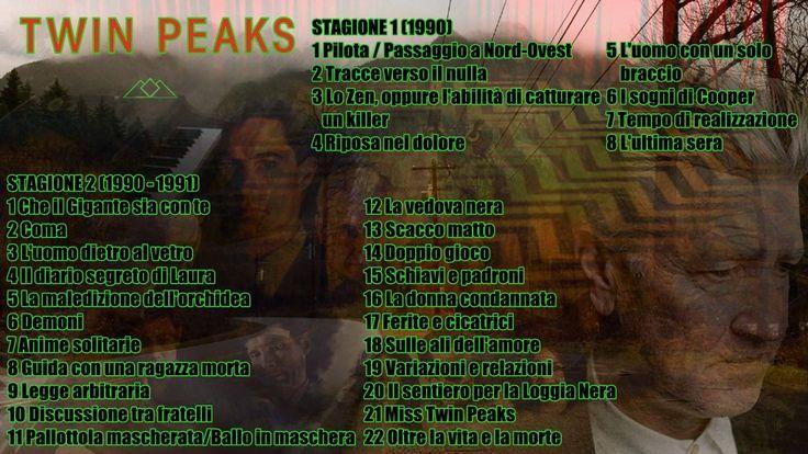 Consigli a chi si appresta a riguardare gli episodi delle prime due storiche stagioni di Twin Peaks.