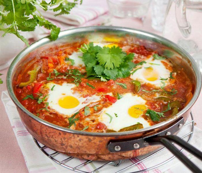 En spännande maträtt från Mellanöstern.